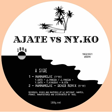 Ajate VS Ny.Ko Mammamelie / With Regularity