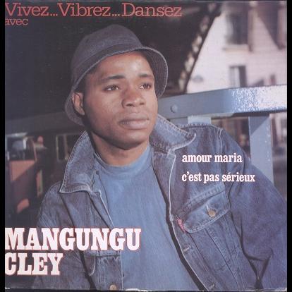 Mangungu Cley Amour Maria