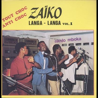 Zaiko Langa Langa Nkolo Mboka Vol.1
