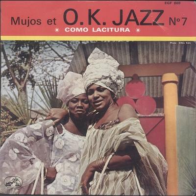 Mujos et OK Jazz N°7 Como Lacitura