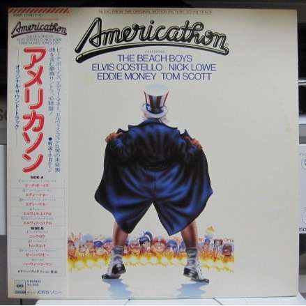 O.S.T. AMERICATHON -sample promo-