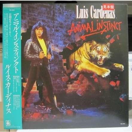 LUIS CARDENAS Animal Instinct -white label promo-