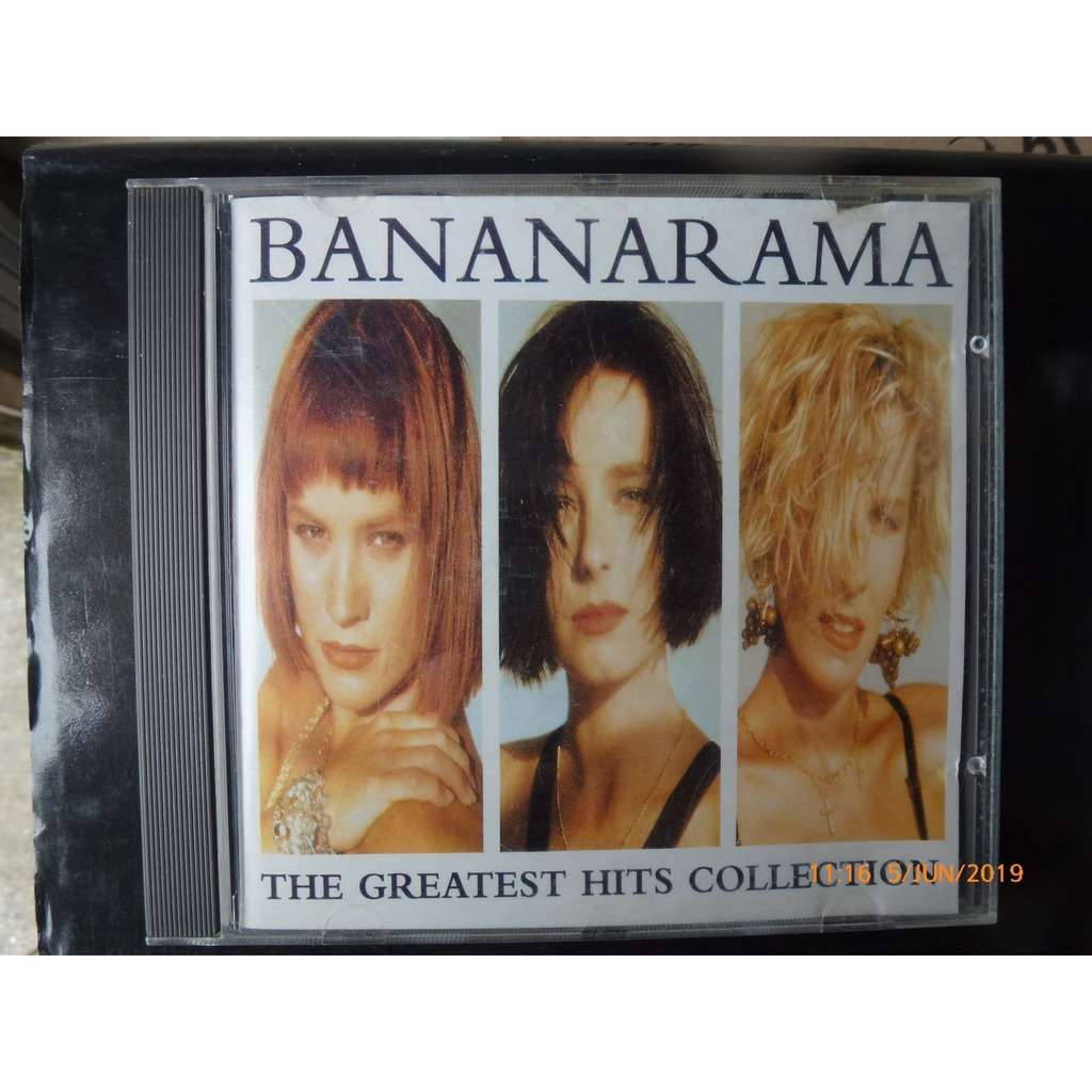 Bananarama The Greatest Hits Collection