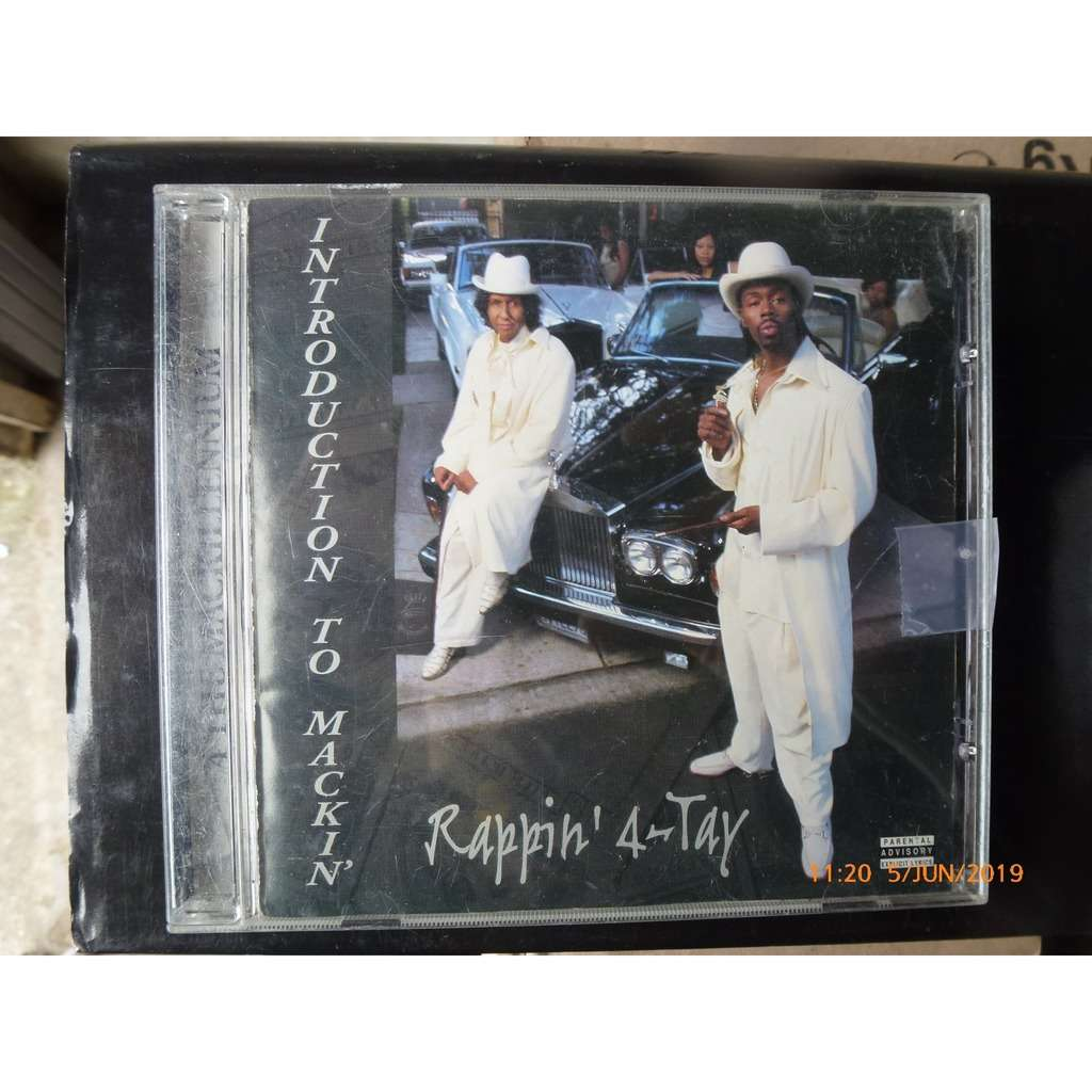Rappin' 4-Tay Introduction To Mackin'