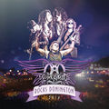 AEROSMITH - Rocks Donington 2014 (3xlp+dvd) Ltd Edit Gatefold Sleeve -E.U - 33T x 3