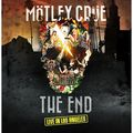MÖTLEY CRÜE - The End - Live In Los Angeles (2xlp+Dvd) Ltd Edit Gatefold Sleeve -E.U - 33T x 2