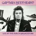 CAPTAIN BEEFHEART - Live At The Avalon Ballroom 1966 (lp) Ltd Edit 500 Copies -E.U - LP