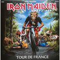 IRON MAIDEN - Legacy Of The Beast Tour De France 2018 (7') Ltd Edit Picture Disc -Jap - 45T x 1