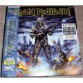 IRON MAIDEN - Somewhere Back In Finland (2xlp) Ltd Edit Gatefold Sleeve Rsd 2019 + Poster -Jap - LP x 2