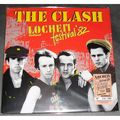 THE CLASH - Lochem Festival '82 (lp) Ltd Edit 300 Copies & Blue Vinyl -USA - 33T