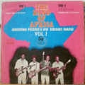 GNONNAS PEDRO & HIS DADJES BAND - The band of Africa vol.1 - LP