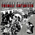 THE EXPLOITED - Totally Exploited (lp) - 33T
