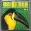 BRESIL MULTICOLOR VOL 1 - C.BUARQUE LUIZ MELODIA DJAVAN ETC - LP