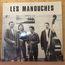LES MANOUCHES - s/t (rare jazz manouche) limited 500 ex - 33T