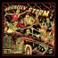 DEMENTED ARE GO - Hellbilly Storm (lp) Ltd Edit Colored Vinyl & 500 Copies -E.U - 33T