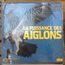 LES AIGLONS - la puissance des aiglons - LP