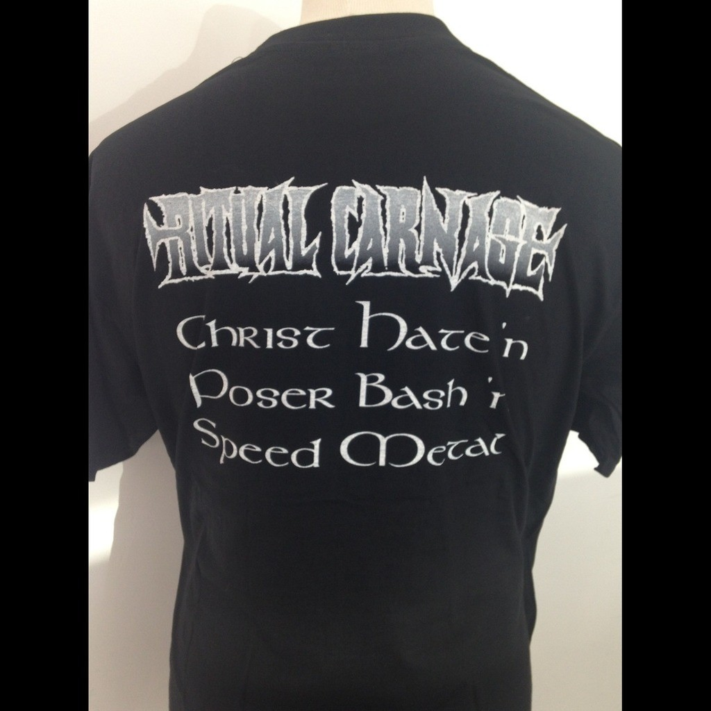 RITUAL CARNAGE The Highest Law