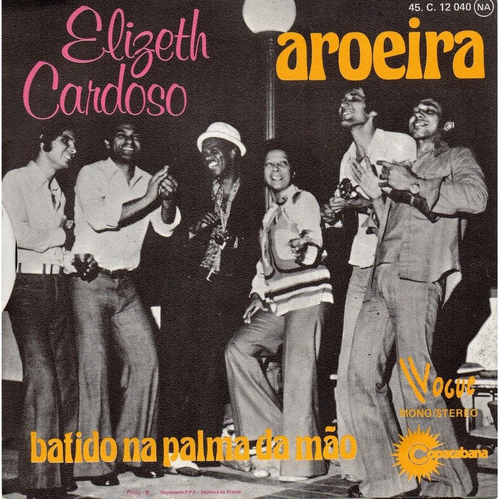 ELIZETH CARDOSO AROEIRA - BATIDO NA PALMA DA MAO
