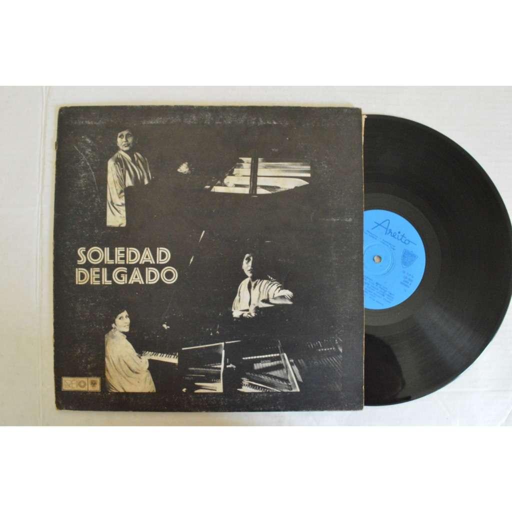 Soledad Delgado En Plena Soledad