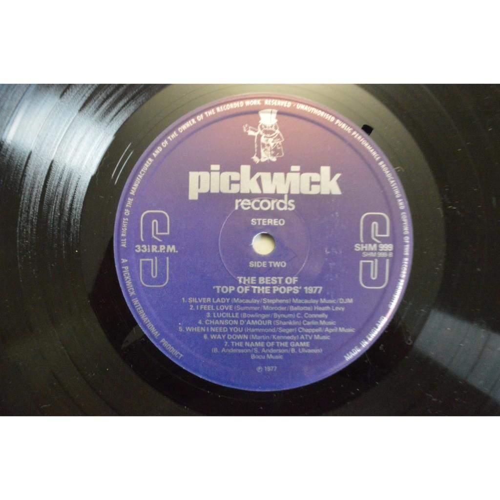 Top Of The Pops Best of '77