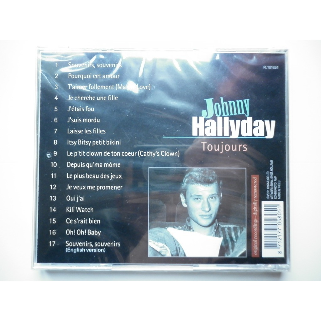 Johnny Hallyday Toujours