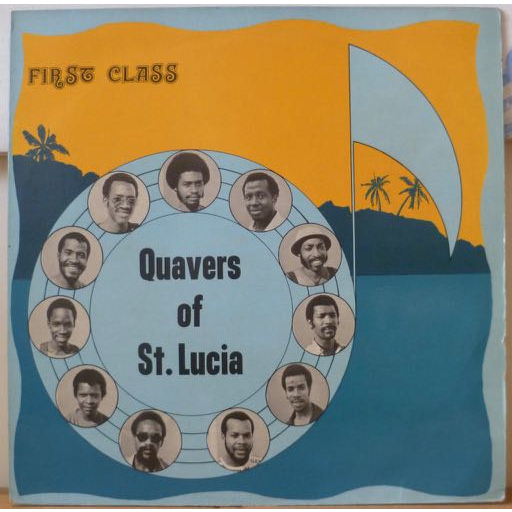 QUAVERS OF SAINT LUCIA First class