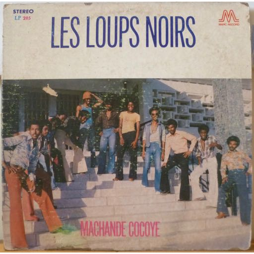 LES LOUPS NOIRS Machande cocoye