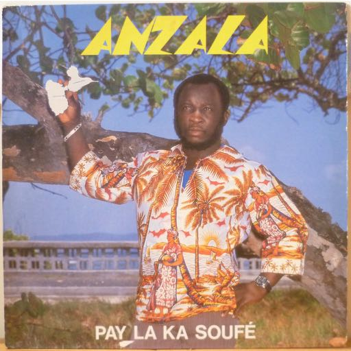 ANZALA Pay la ka soufe