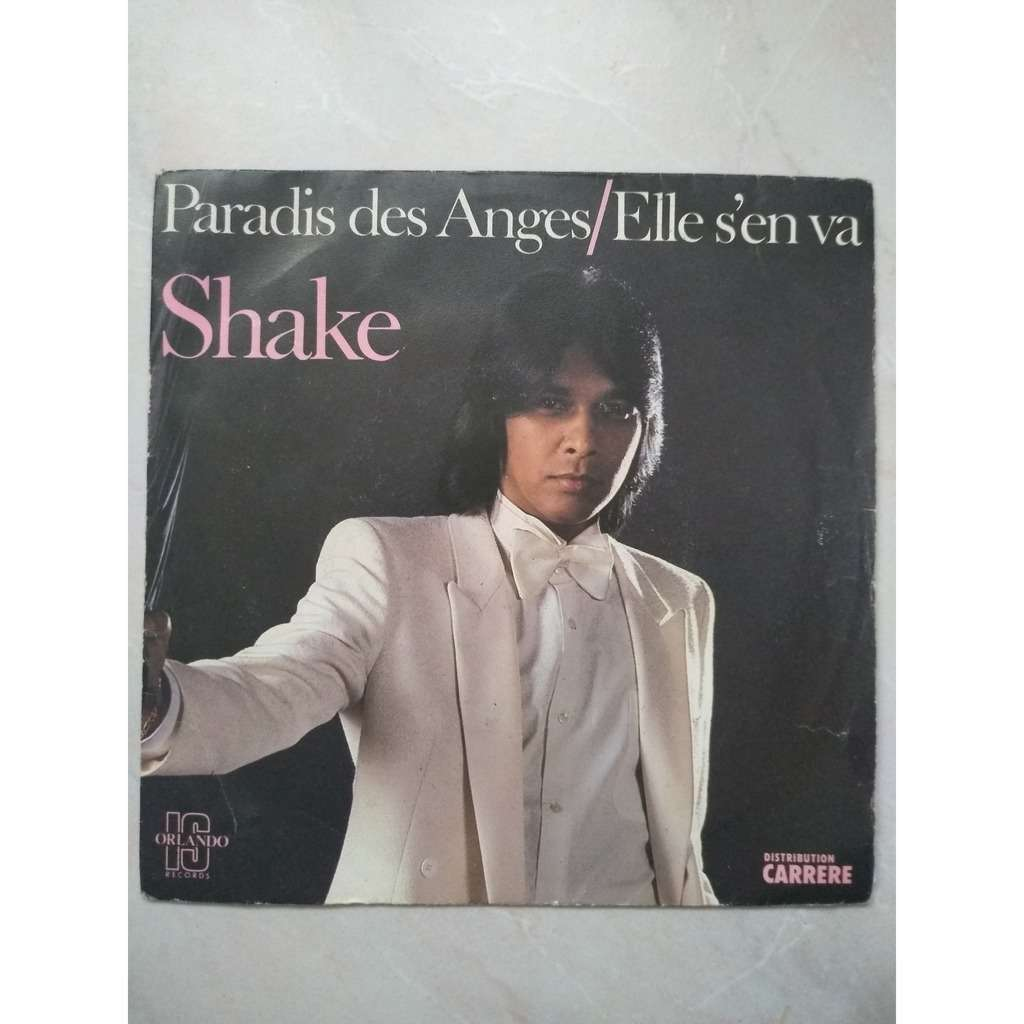 shake paradis des anges