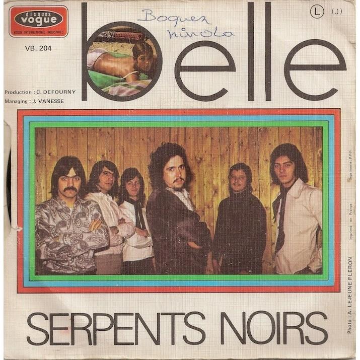 Serpents Noirs Serafina/Belle
