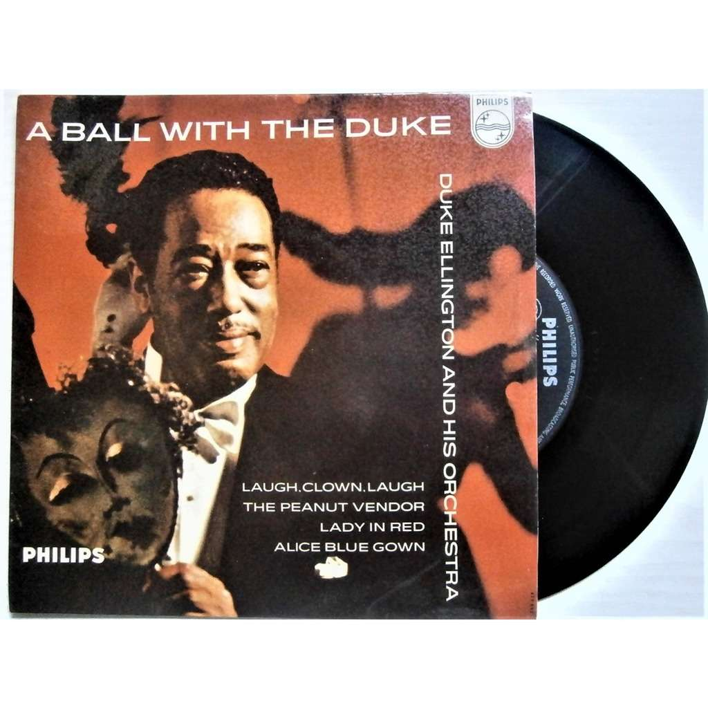 duke ellington and his orchestra a ball with the duke