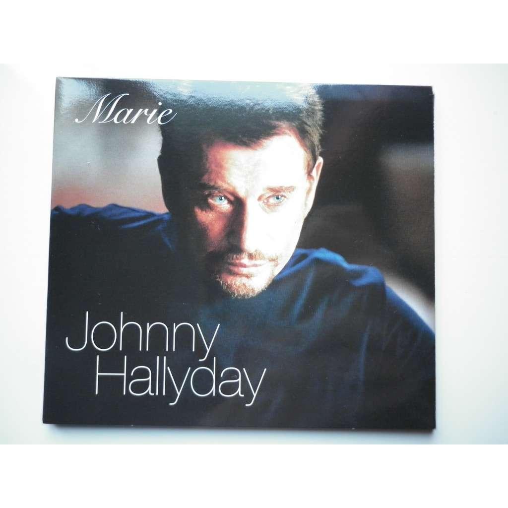 Johnny Hallyday Marie