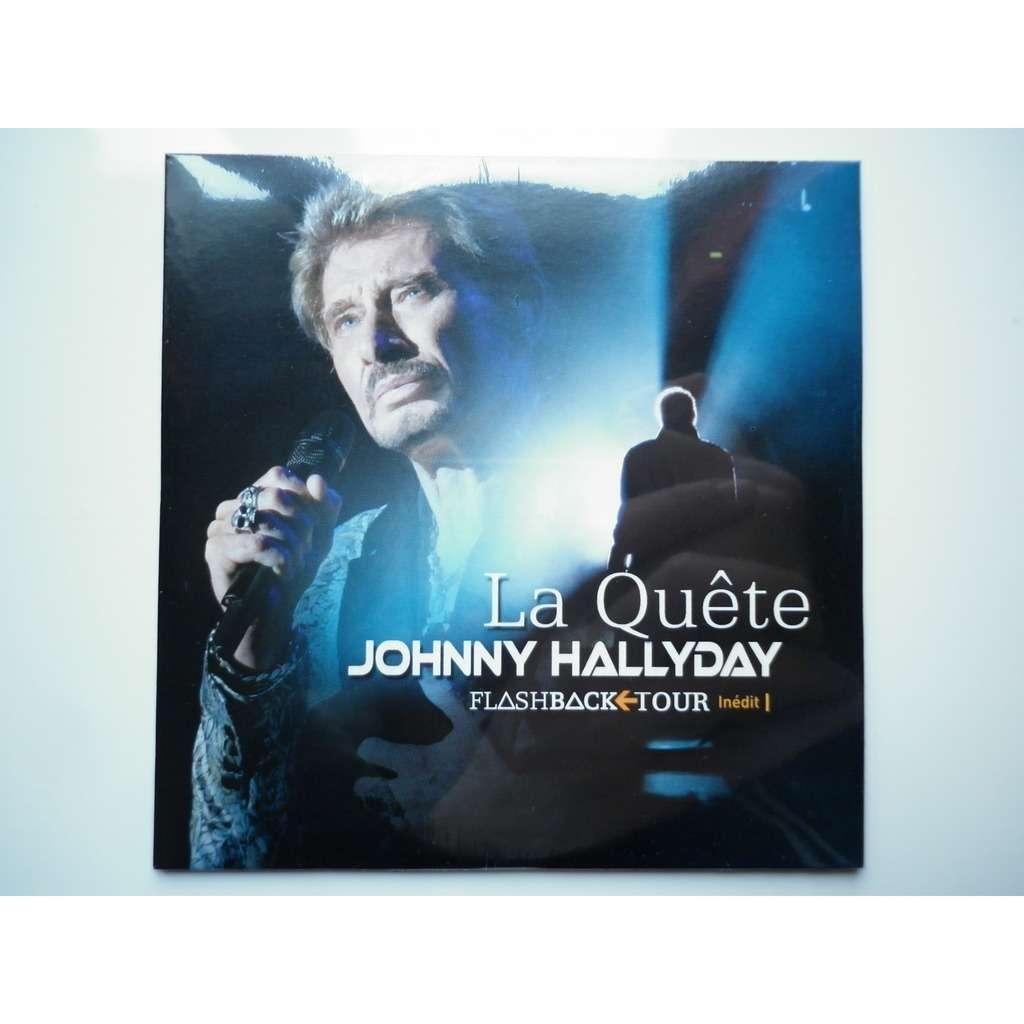 Johnny Hallyday La Quete