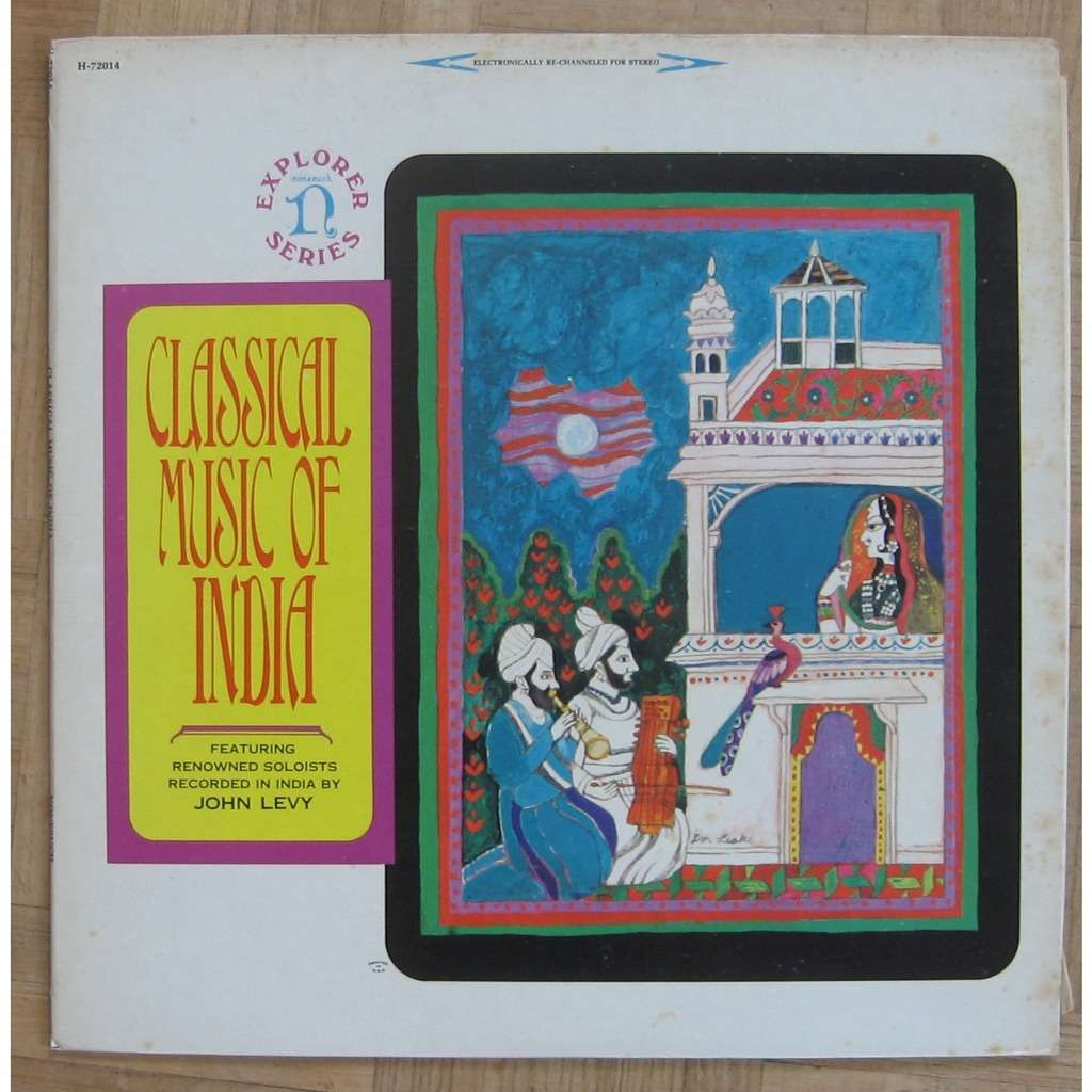Various Classical Music Of India