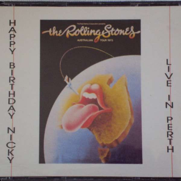the rolling stones Happy Birthday Nicky • Live In Perth