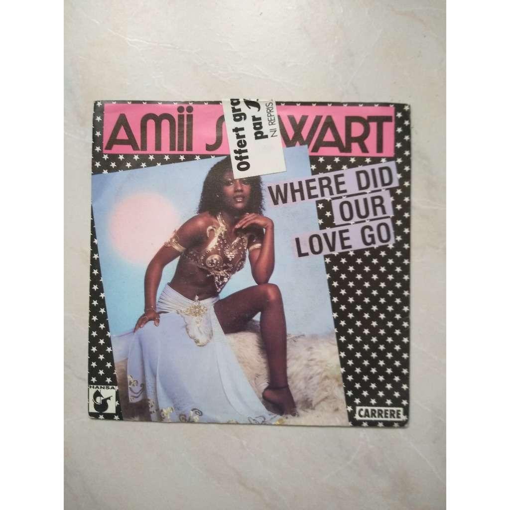 amii stewart where did our love go
