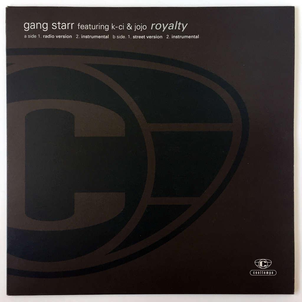 Gang Starr Royalty