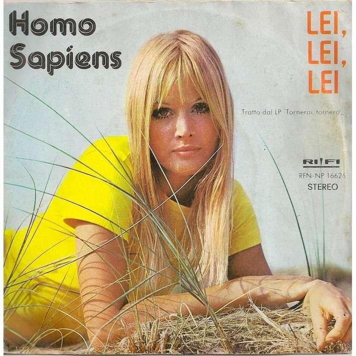 homo sapiens Lei, lei, lei/Betty