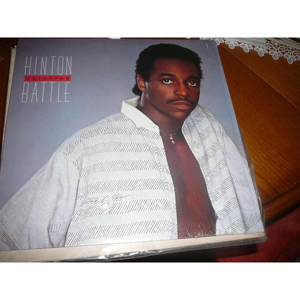 Hinton BATTLE untapped