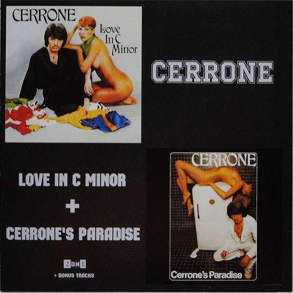 Cerrone Love in C Minor / Cerrone's Paradise