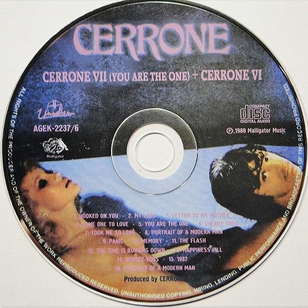 Cerrone Cerrone VII / Cerrone VI
