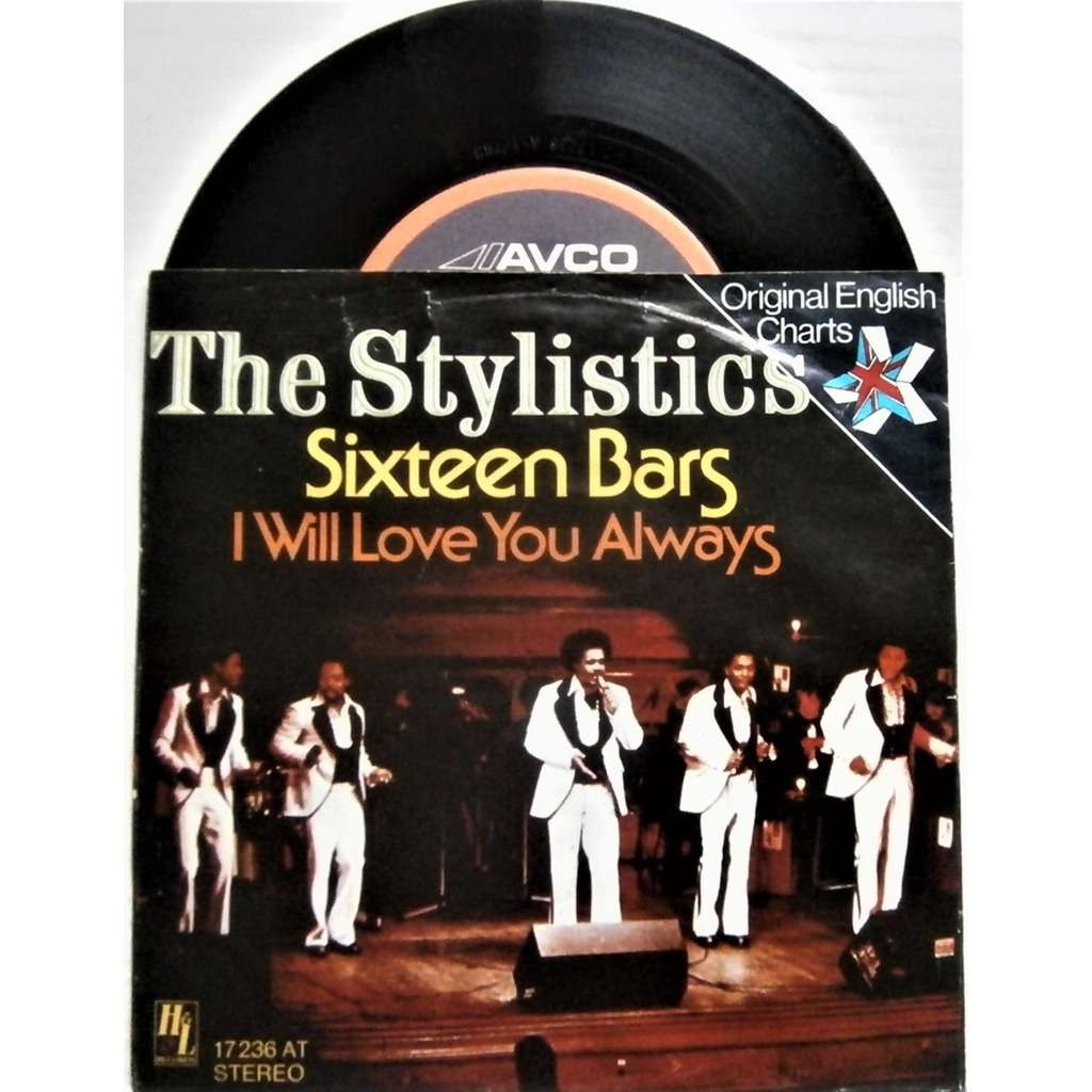 stylistics sixteeen bars