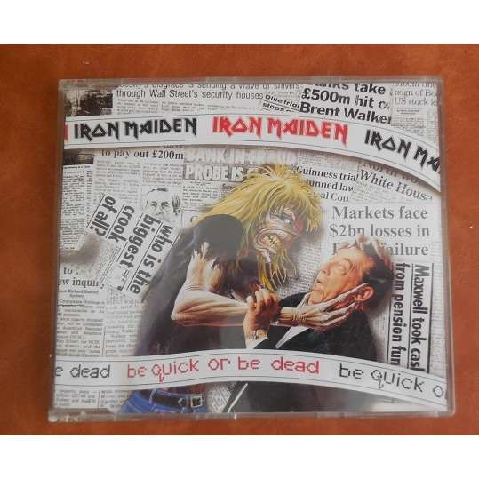 iron maiden Be Quick Or Be Dead