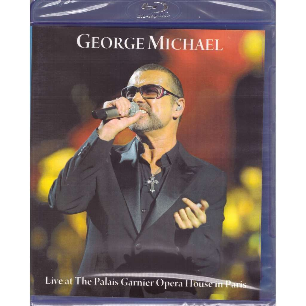 George Michael Live At The Palais Garnier Opera House In Paris
