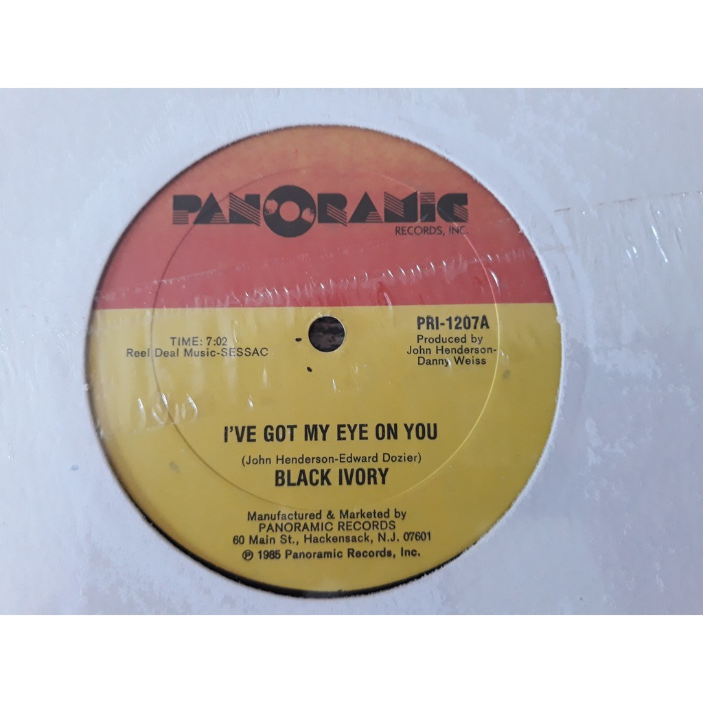 Black Ivory - I've Got My Eye On You (12) Black Ivory - I've Got My Eye On You (12)