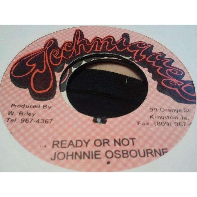 Johnnie Osbourne Ready Or Not / Version