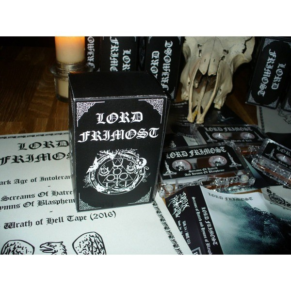 Lord Frimost Lord Frimost (3x cassettes)