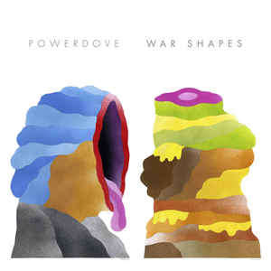 powerdove war shapes