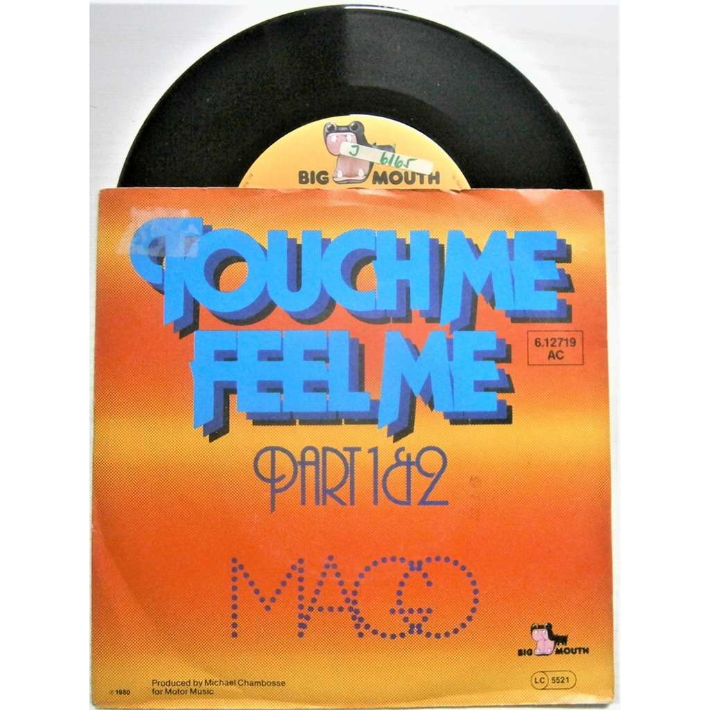 mago touch me feel me
