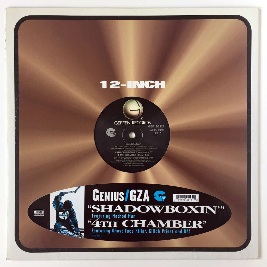 Genius / GZA Shadowboxin' / 4th Chamber
